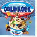 Cold Rock Ice Cream